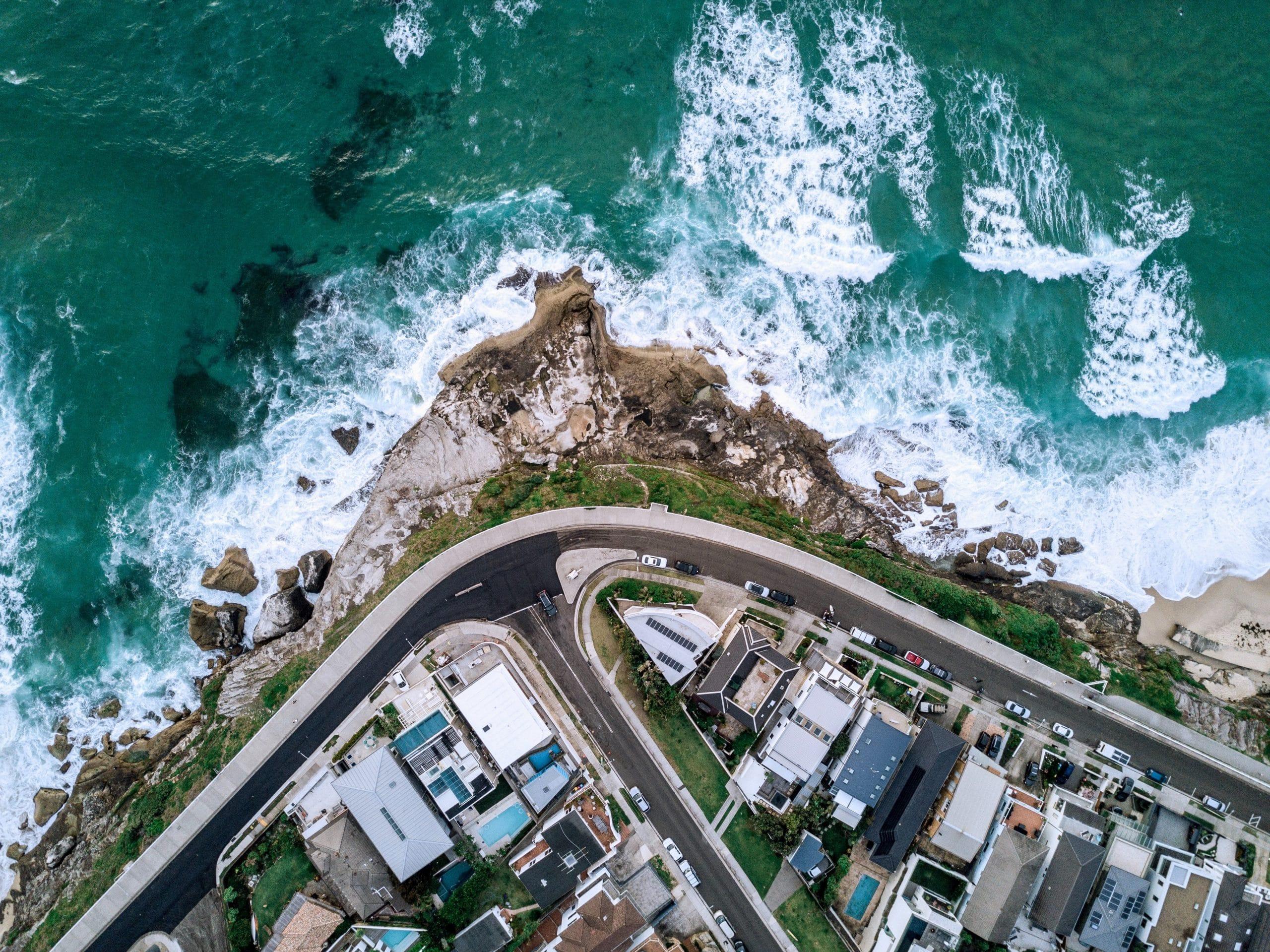 architecture beach bird s eye view 1681382 scaled
