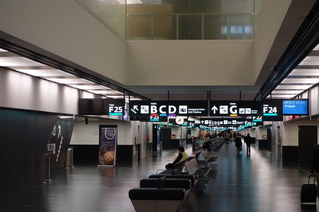 Vienna Airport Skyscrapercity I