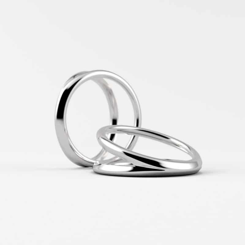 ADEL laying 2 rings