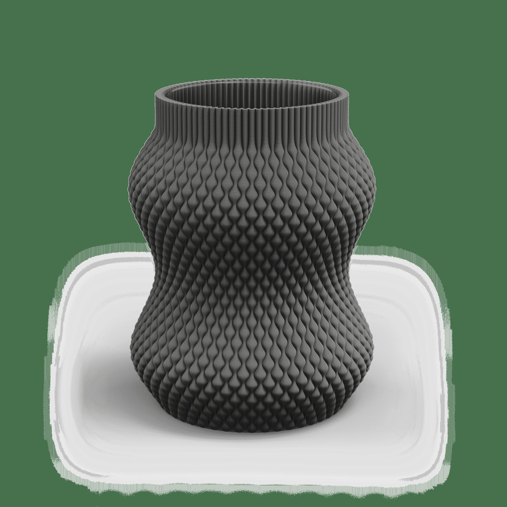 HOYT 91g Vase Graphite PNG 1