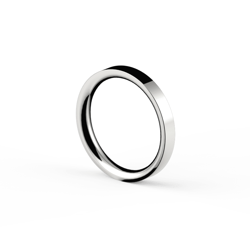 Stam ring Polished