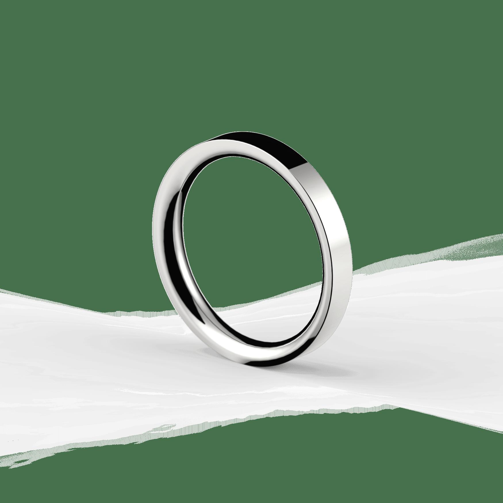 Stam ring Polished