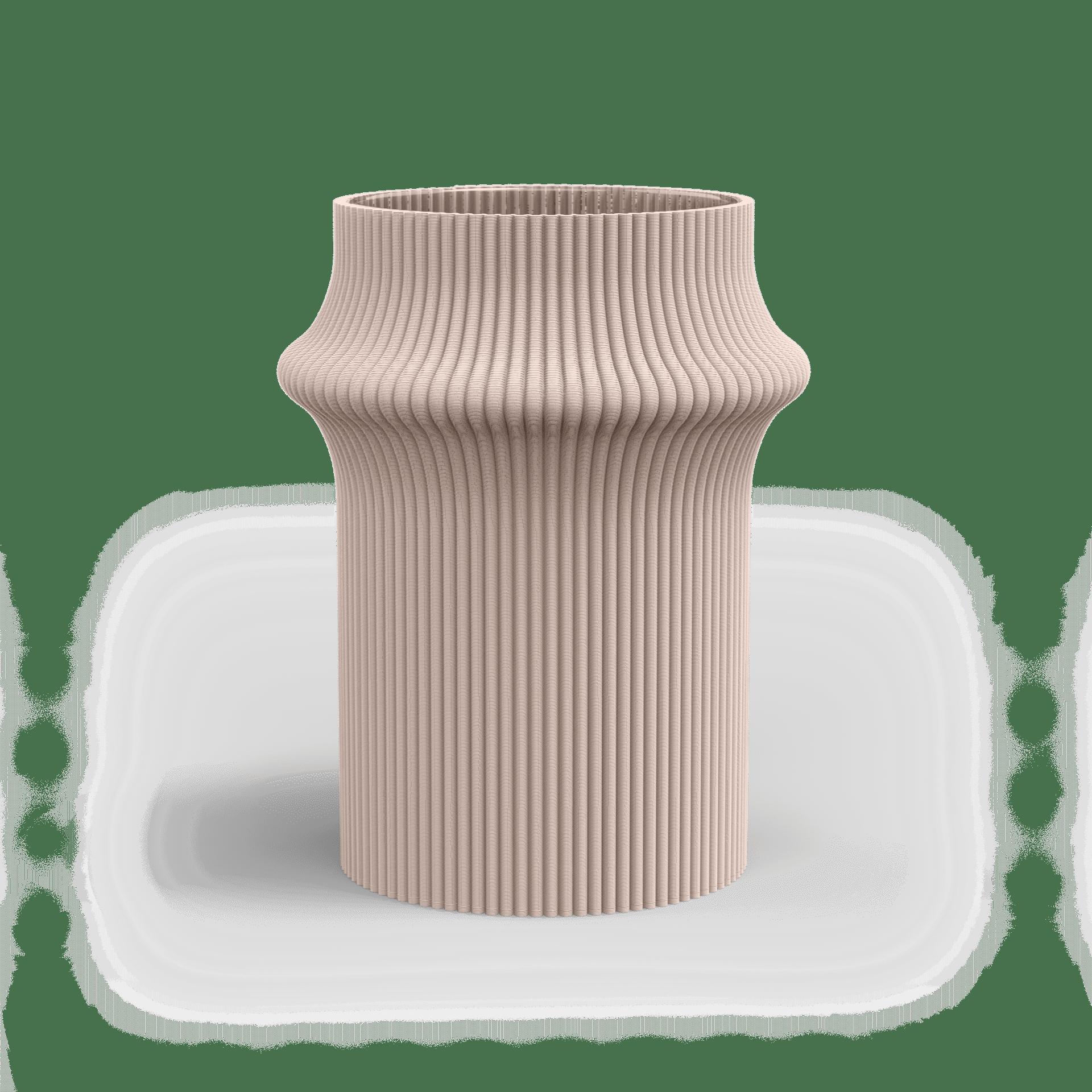 ZAYL 247g Vase Lark Beige PNG 1