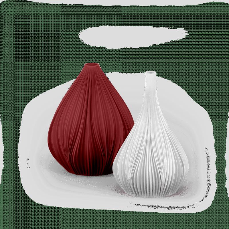 Fald 169g Ruby Red Fald 104g College White