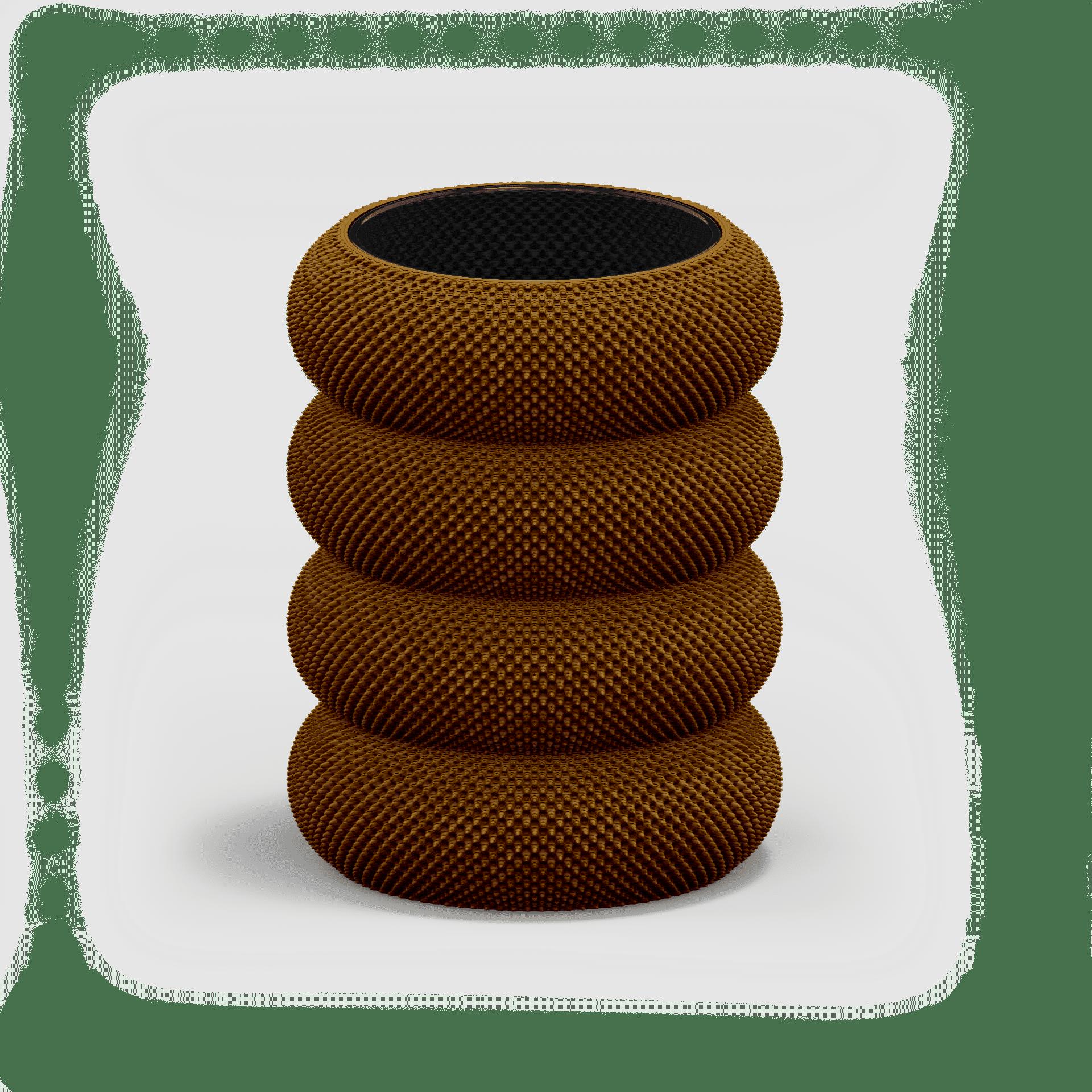 Dorn 341g 1c Vase Cinnamon